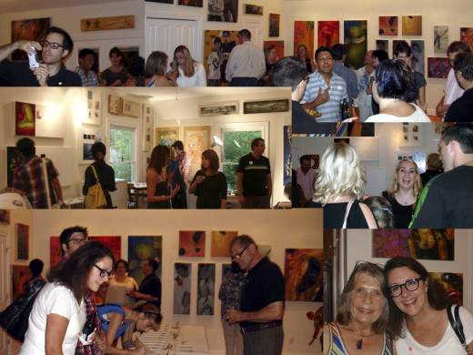 Art Studio Opening & Benefit for GRASSROOTS art in action